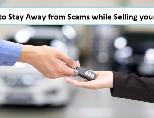 Tips to Stay Away from Scams while Selling your Car